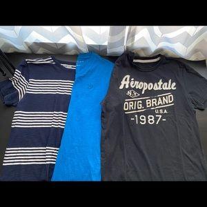 Men's medium 3 shirt bundle